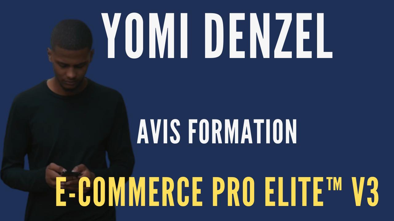 Yomi Denzel Avis